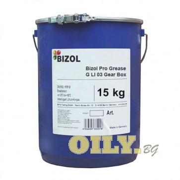 Bizol Pro Grease G LI 03 Gear Box - 15 кг