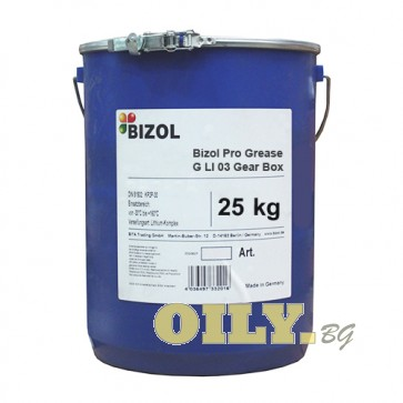 Bizol Pro Grease G LI 03 Gear Box - 25 кг