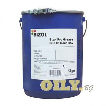 Bizol Pro Grease G LI 03 Gear Box - 5 кг