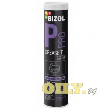 Bizol Pro Grease T LX 03 High Temperature - 0,4 кг.