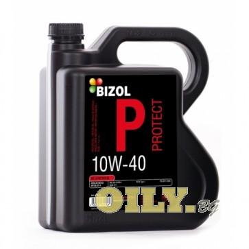 Bizol Protect 10W40 - 4 литра