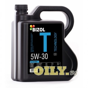 Bizol Technology 5W30 C2 - 4 литра