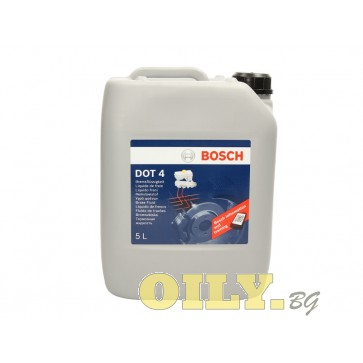 Bosch DOT 4 - 5 литра