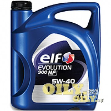 Elf Evolution 900 NF 5W40 - 4 литра