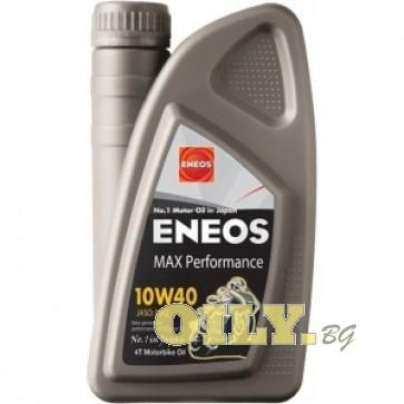 Eneos City-Max 4T SAE 10W40 - 1 литър