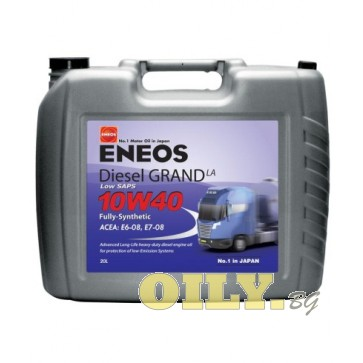 Eneos Diesel Grand LA 10W40 - 20 литра