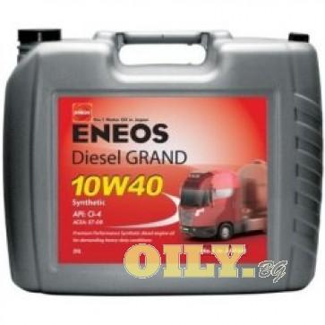 Eneos HDD Diesel Grand 10W40 - 20 литра