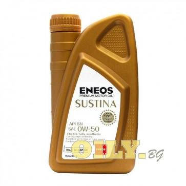 Eneos Sustina 0W50 - 1 литър