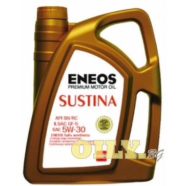Eneos Sustina 5W30 - 4 литра