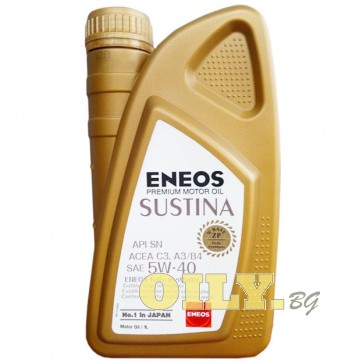 Eneos Sustina 5W40 - 1 литър