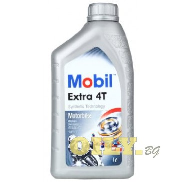 Mobil Extra 4T 10W40 - 1 литър