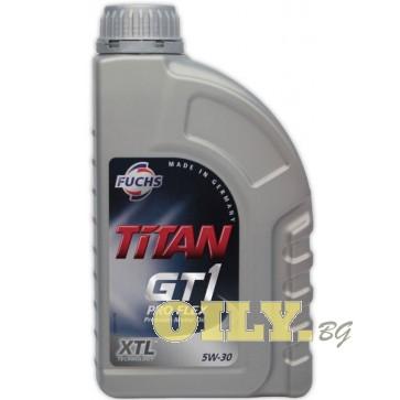 Fuchs Titan GT1 Pro Flex 5W30 - 1 литър