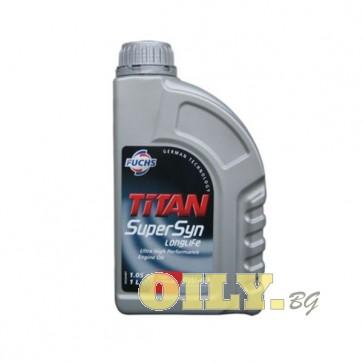 Fuchs Titan SuperSyn Longlife 0W-40 - 1 литър