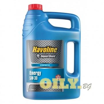 Havoline Energy 5W30 EF - 5 литра