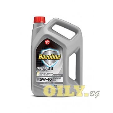 Havoline Ultra S 5W40 - 4 литра