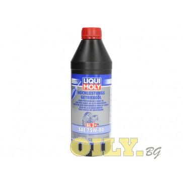 Liqui Moly 75W80 - 1 литър