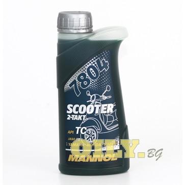 Mannol 2-Takt Scooter 7804 - 1 литър