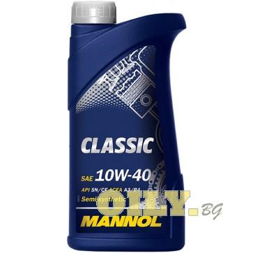 Mannol Classic 10W40 - 1 литър