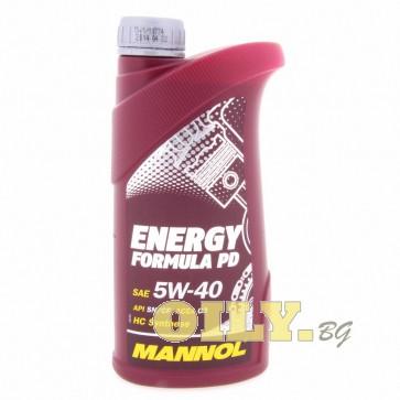 Mannol Energy Formula PD 5W40 - 1 литър