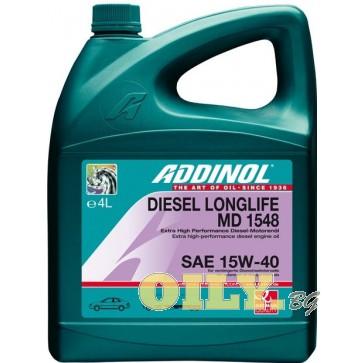 Addinol Diesel Longlife MD 1548 - 4 литра