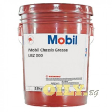 Mobil Chassis Greases LBZ - 18 кг