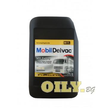 Mobil Delvac MX Extra 10W40 - 20 литра
