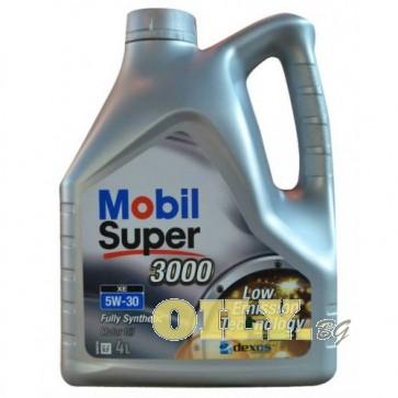 Mobil Super 3000 XE 5W30 - 4 литра