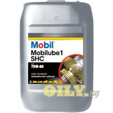 Mobilube 1 SHC 75W90 - 20 литра