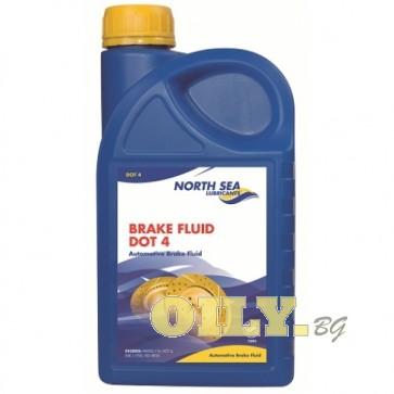 North Sea Brake Fluid DOT 4 - 1 литър