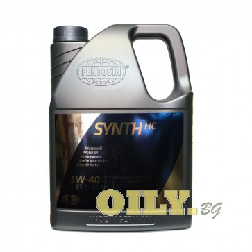 Pentosynth HC 5W40 - 5 литра