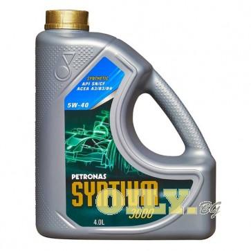 Petronas Syntium 3000 - 4 литра