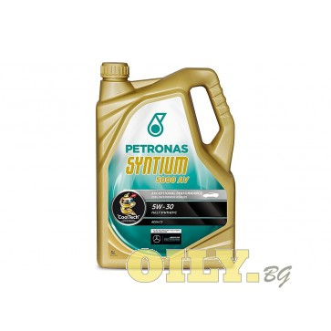 Petronas Syntium 5000 AV 5W30 - 4 литра
