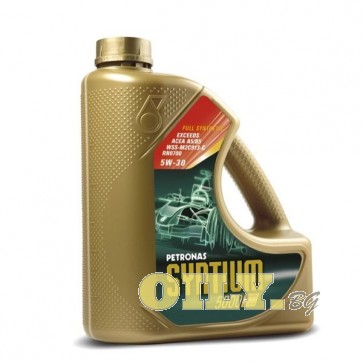 Petronas Syntium 5000 FR 5W30 - 4 литра