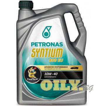 Petronas Syntium 800 EU 10W40 - 4 литра