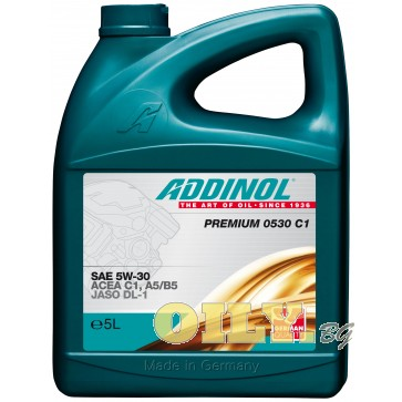 Addinol Premium 0530 C1 - 5 литра
