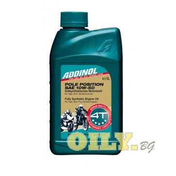 Addinol Pole Position SAE 10W50 - 1 литър