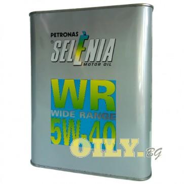 Selenia WR Diesel 5W40 - 2 литра
