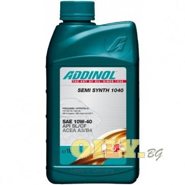 Addinol Semi Synth 1040 - 1 литър