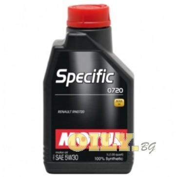 Motul Specific 0720 5W30 - 1 литър