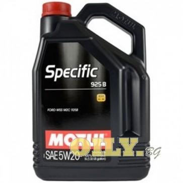Motul Specific 925B 5W20 - 5 литра
