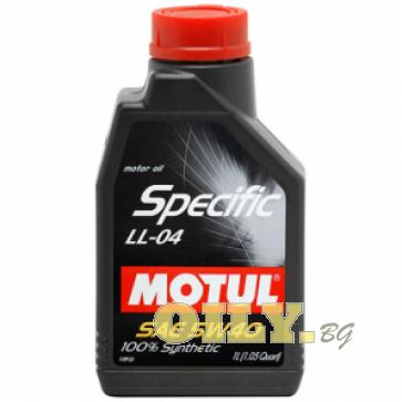 Motul Specific LL-04 5W40 - 1 литър