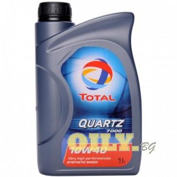 Total Quartz 7000 10W40 - 1 литър
