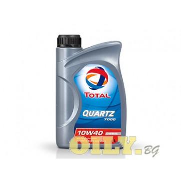 Total Quartz Diesel 7000 10W40 - 1 литър