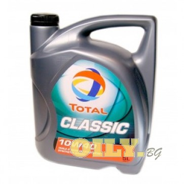 Total Classic 10W40 - 5 литра