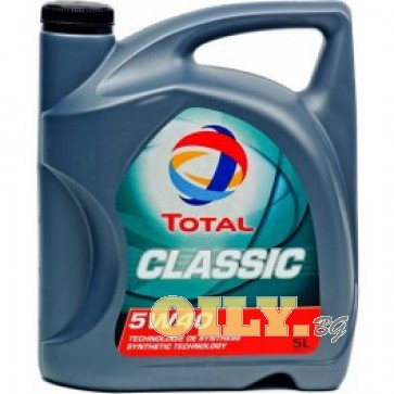 Total Classic 5W40 - 5 литра