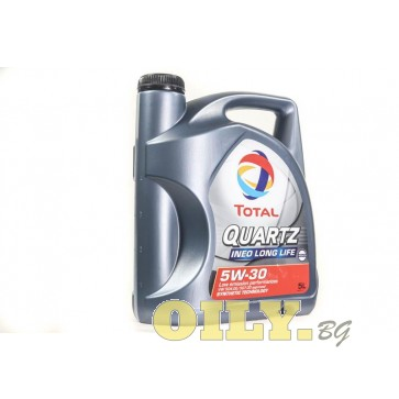 Total Quartz INEO Long Life 5W30 - 5 литра