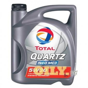 Total Quartz INEO MC3 5W30 - 5 литра