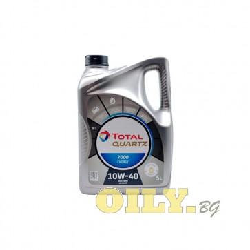 Total Quartz 7000 10W40 - 5 литра
