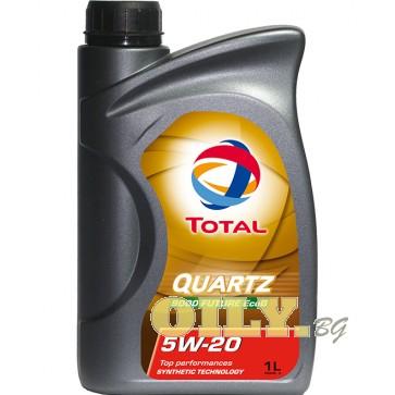 Total Quartz 9000 Future Ecob 5W20 - 1 литър