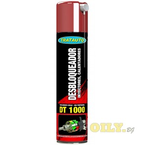 Tratauto DT1000 отблокиращ спрей за дюзи - 0,3 литра